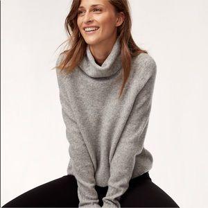 Aritzia Community Plutarch turtleneck sweater